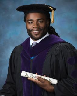 Daniel Joseph- FAU Graduate